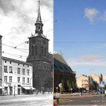 Kościół św. Barbary 1933-2014