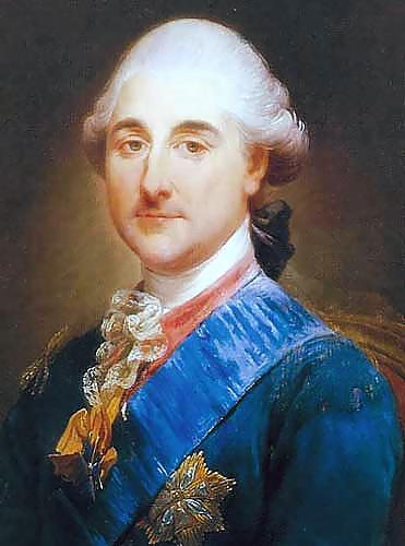 Stanisław August Poniatowski według Marcella Baciarellego. (źródło: Wikipedia)
