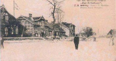 ulica Przybrzeżna – An der Mottlau