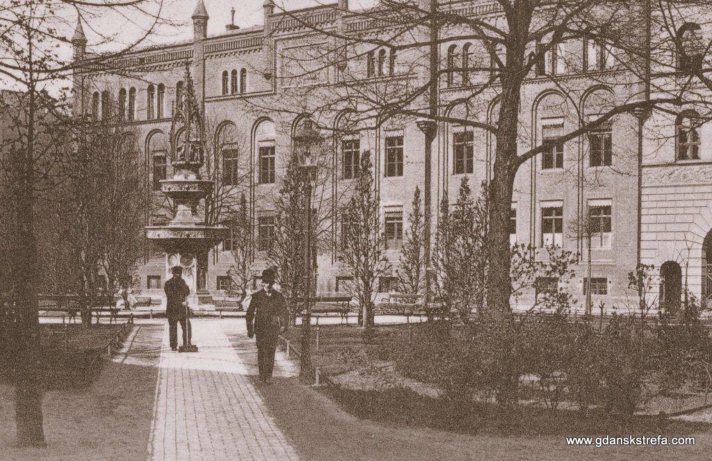 Fontanna na Targu Maślanym