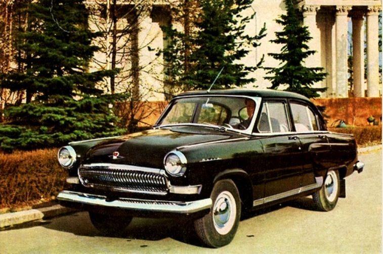 Volga GAZ 21M