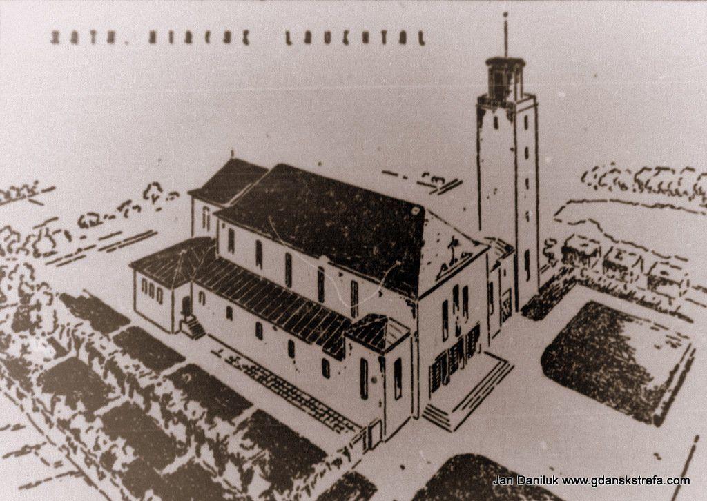 kościół w Letnicy