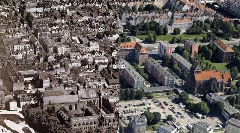 Główne Miasto i Stare Przedmieście