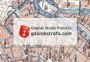 """Gdański spis ulic polsko – niemiecki """"P"""""""