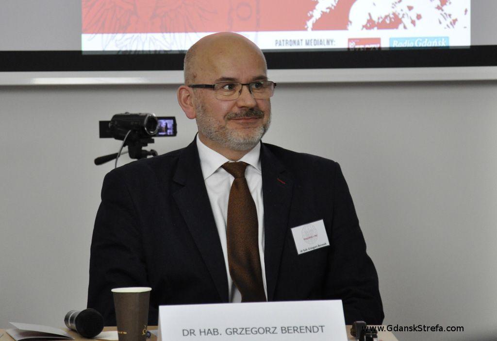 prof. dr hab. Grzegorz Berendt