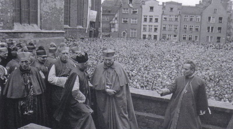 """Pochodzi z książki - Gucewicz D. """"Próba sił? Rok 1966 w Gdańsku. Milenium kontra Tysiąclecie"""". Wydawnictwo IPN, Gdańsk 2014"""