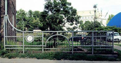 Ulica Leczkowa i Krzyżacy