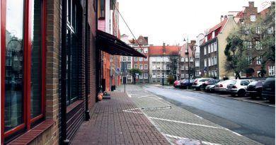 Drehergasse – ulica Tokarska