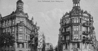 Ulica Korzenna – Pfefferstadt   I