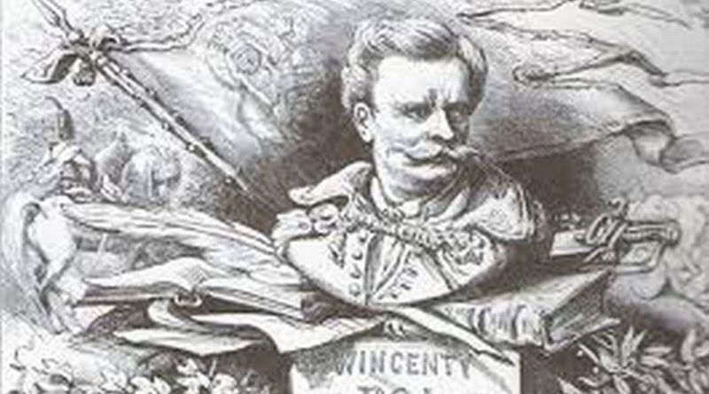 Poeta i geograf związany z Ziemią Gdańską