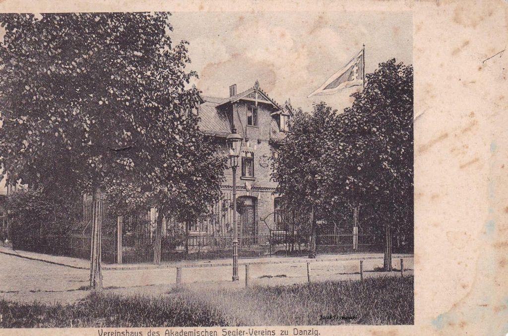 Vereinshaus des Akademischen Segler-Vereins zu Danzig