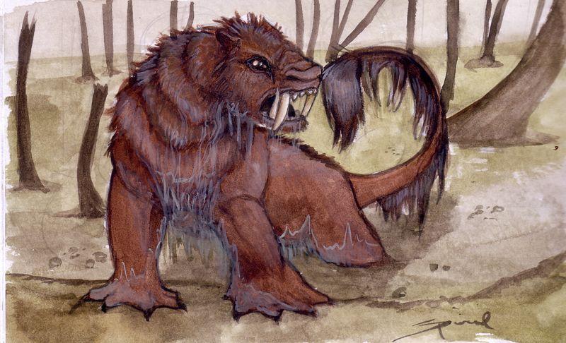 źródło:Non Alien Creatures Wiki