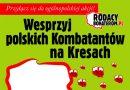 Wesprzyj polskich kombatantów