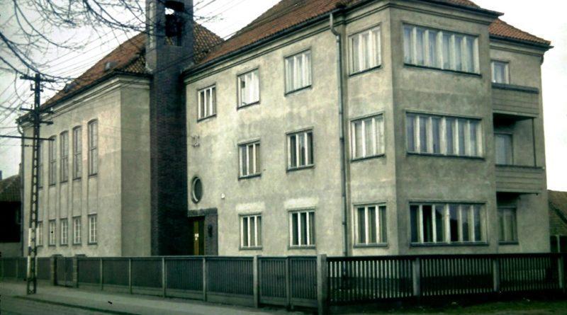 Dom z kaplicą