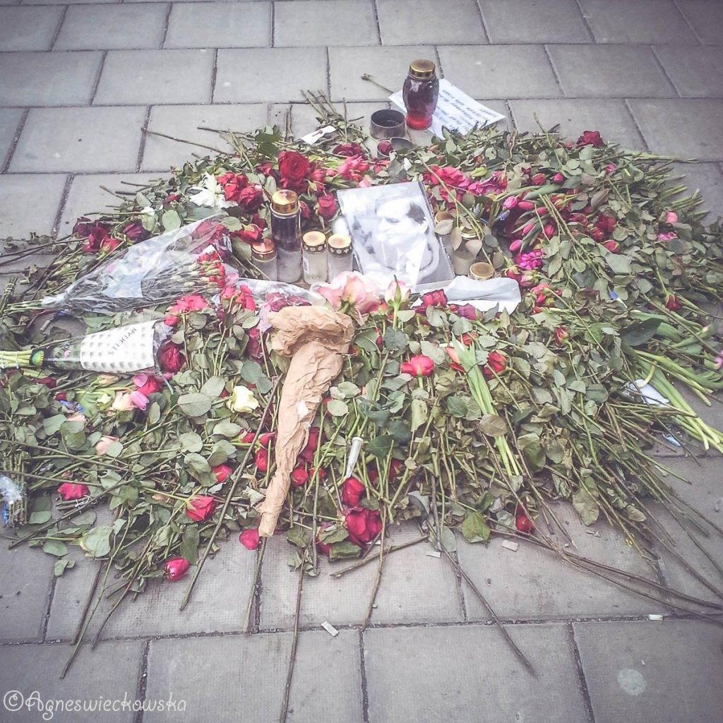 miejsce śmierci Olofa Palme
