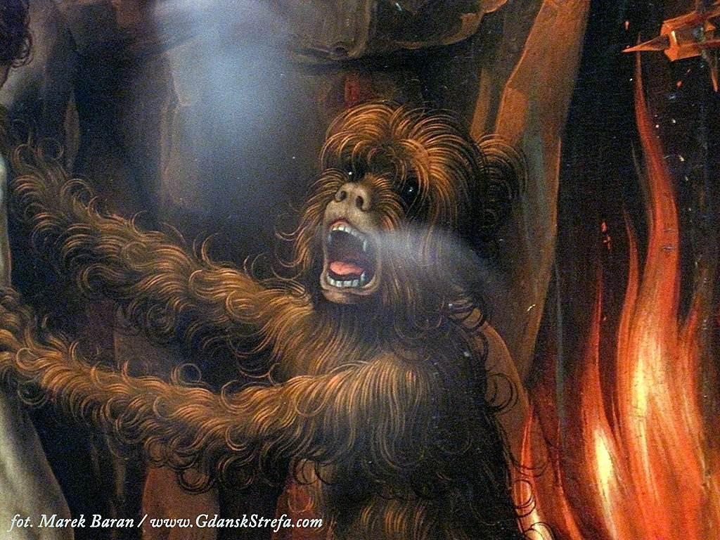 niedźwiedź (Chewbacca)