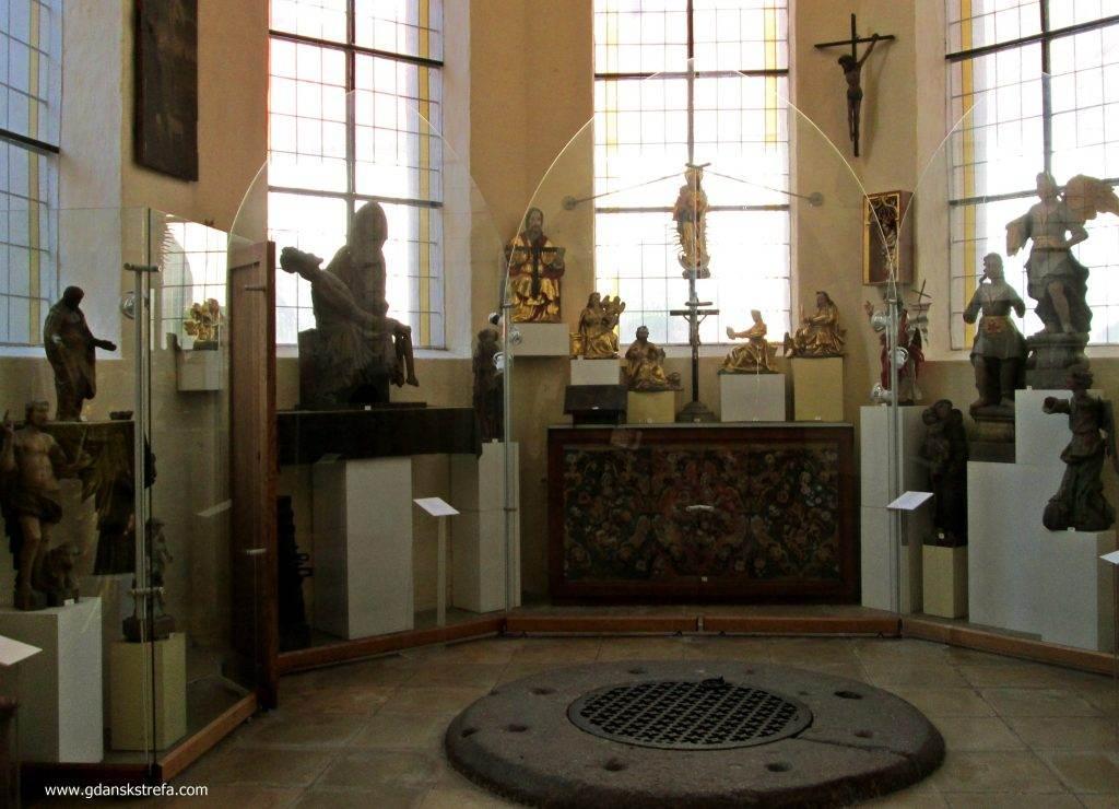 Krużganki Bazyliki Katedralnej