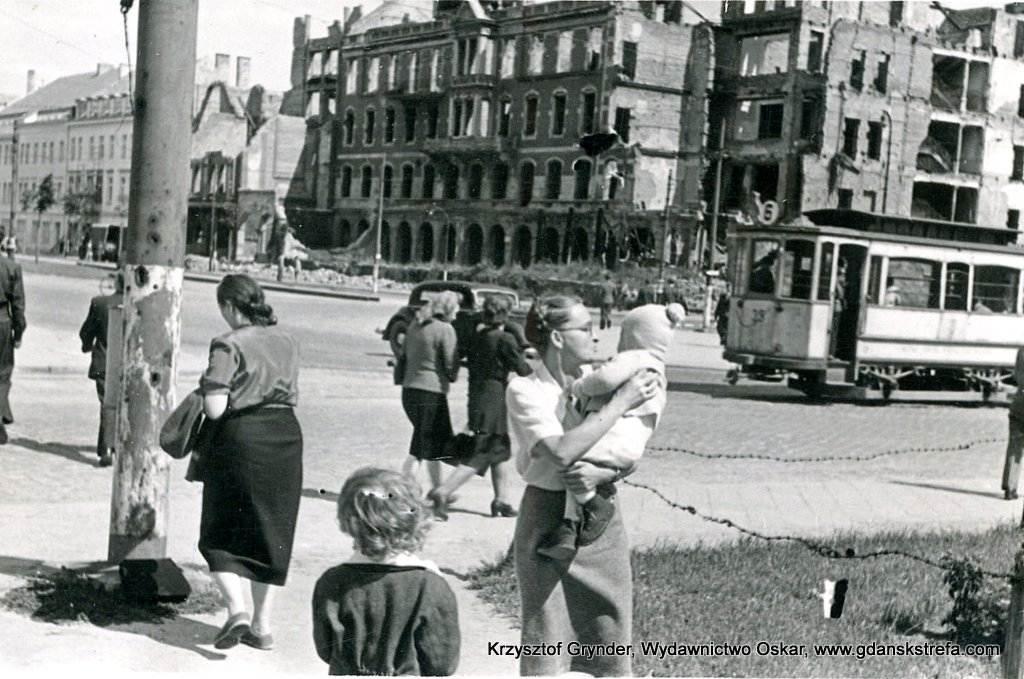 Danziger Hof po wojnie