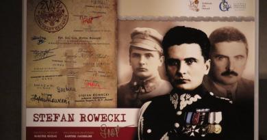Otwarto wystawę czasową o Stefanie Grot-Roweckim