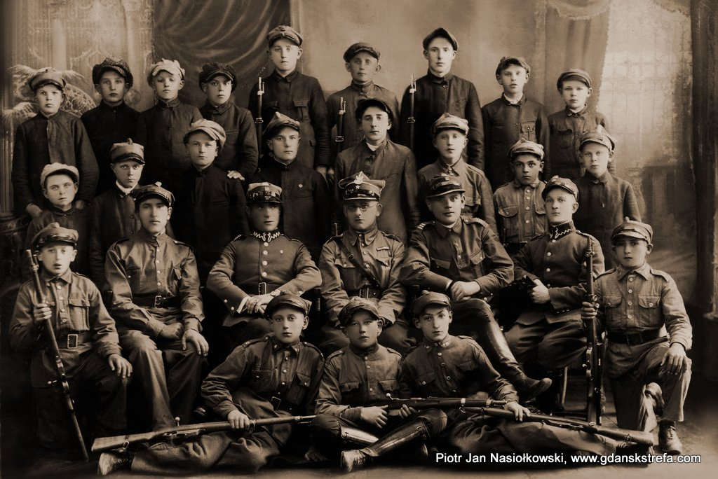 Obóz Ligi Obrony Kraju w Jastrzębiu