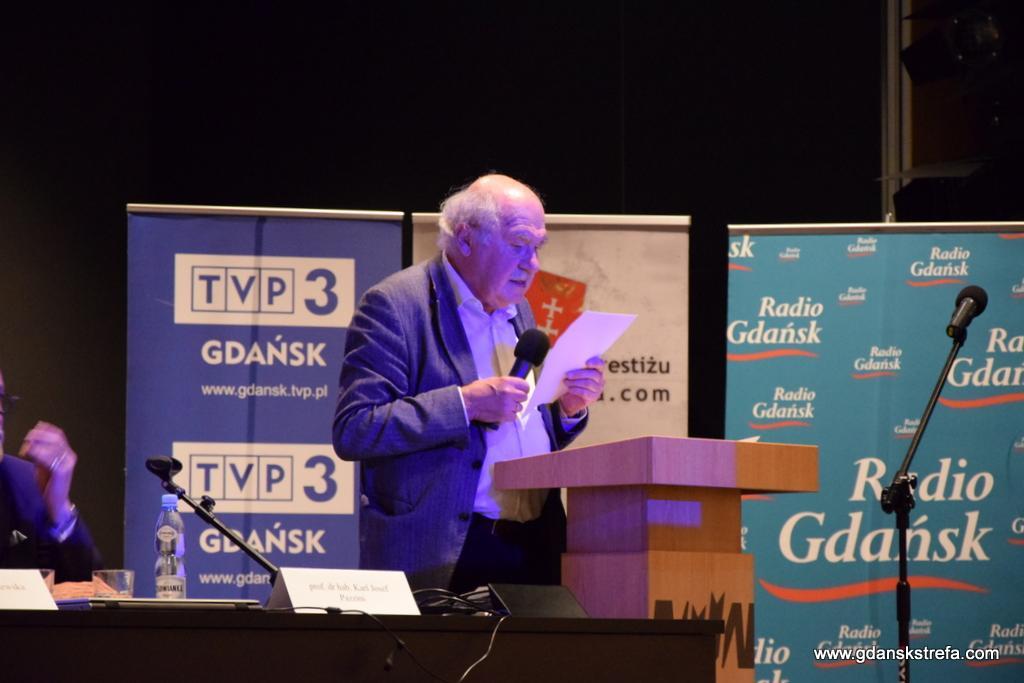 prof. dr hab. Bernd Martin, prof. em., Uniwersytet we Freiburgu