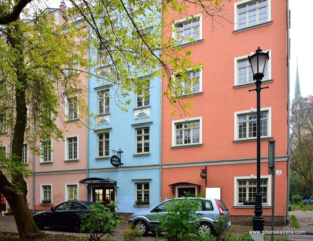 Aparthotel Neptun na ulicy Grząskiej