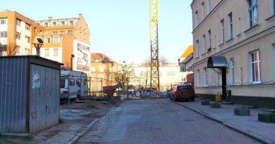 Czy  znasz ulicę Podzamcze?