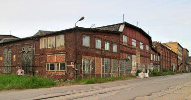Więcej terenów stoczniowych w rejestrze zabytków