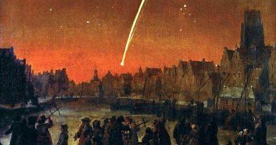 Komety – od strachu do naukowej fascynacji – część 1
