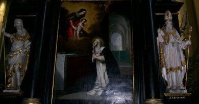 Medyk królewski i św. Róża z Limy