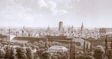 Moje dotykanie historii Gdańska – wykład