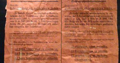 Eksponat marca w Muzeum II Wojny Światowej