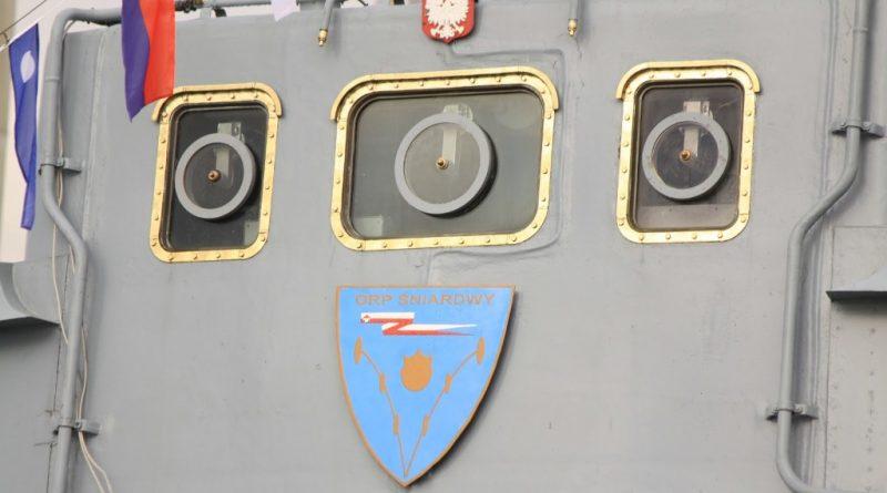 Jednostki Polskiej Marynarki Wojennej – ORP Śniardwy (645)