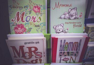 Dzień Matki w Szwecji