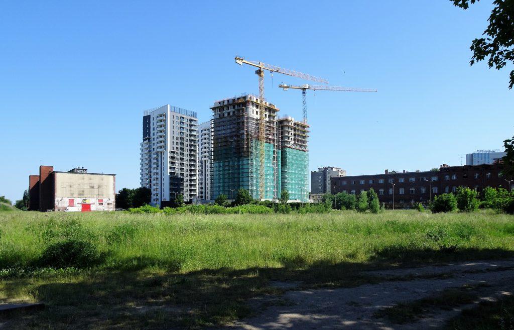 Bastion Wałowa blokowisko