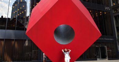 Ameryka: Punkt orientacyjny 140 Broadway