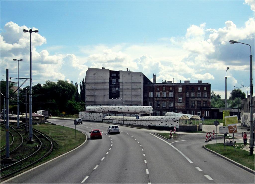 Podwale Przedmiejskie - Dolne Miasto