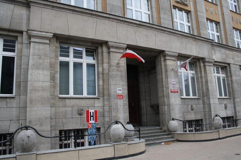 pilastry biblioteki