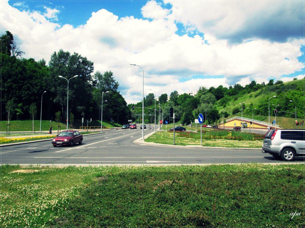 skrzyżowanie Kartuska