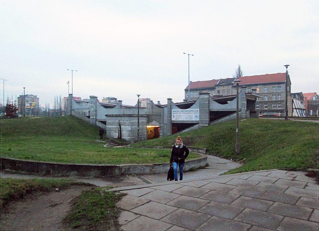 Podwale Pzredmiejskie tunel
