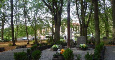 Zaniedbana gdańska nekropolia