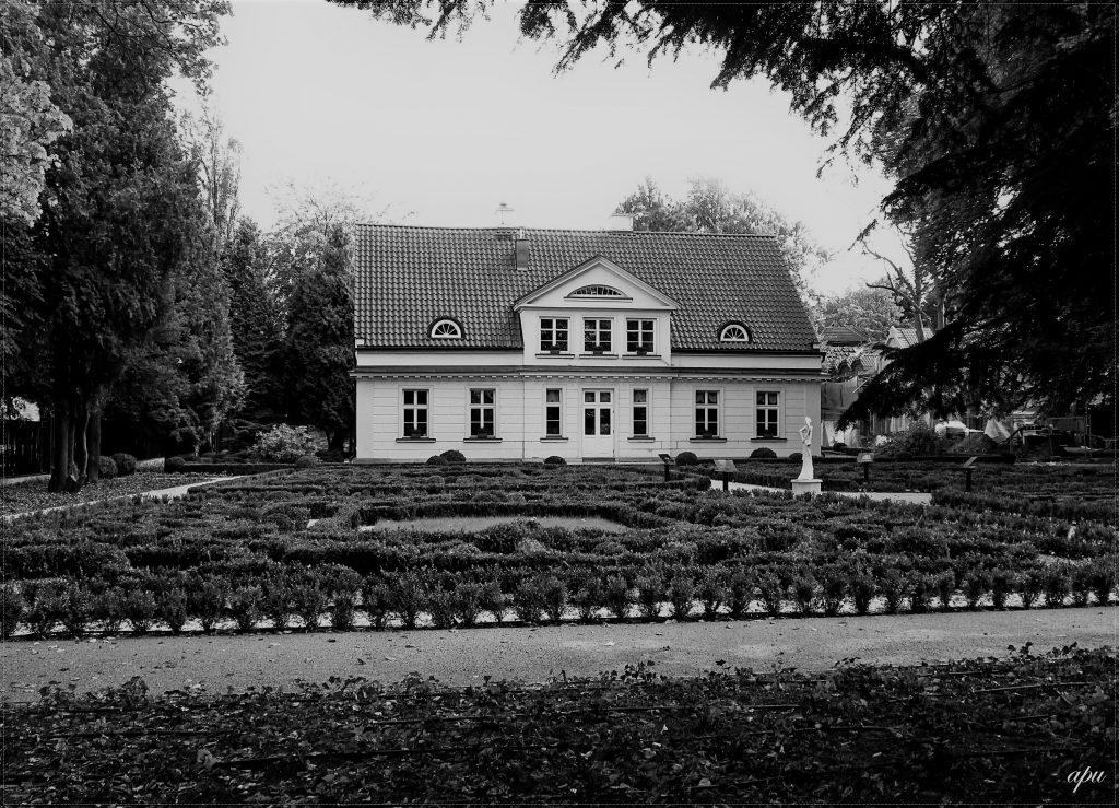 domek ogrodnika