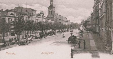 Żydowscy handlarze – Obrazki gdańskie