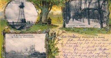 Ciekawostka z przewodnika po Gdańsku 1894 r.